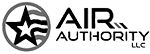 Image of Air Authority Logo. A trusted client for our WordPress maintenance services.