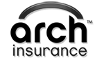 Image of Arch Insurance Logo. A trusted client for our WordPress maintenance services.