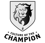 Image of Culture of the Champion Logo. A trusted client for our WordPress maintenance services.