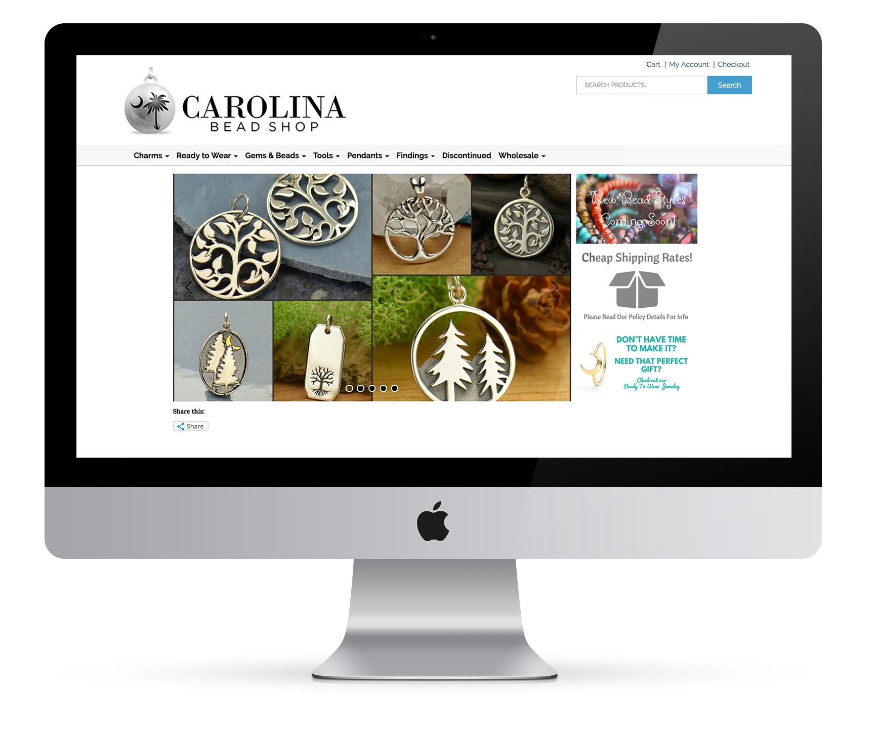 Carolina Beads Etsy to WooCommerce Conversion
