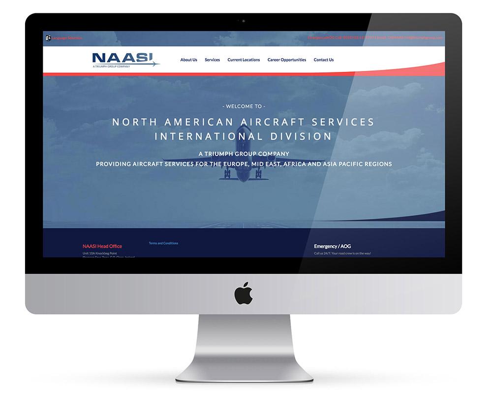 NAASI Custom WordPress